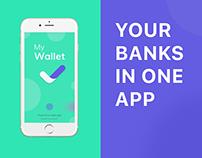 My Wallet App