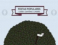 Festas Populares 2016