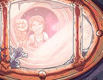 Bioshock tribute poster