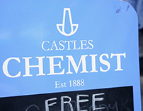 John Castle Chemist Video