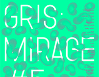 Music set cover design x Gris Djset #5