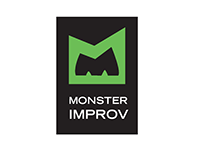 Monster Improv logo