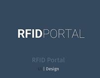 RFID Portal | UI