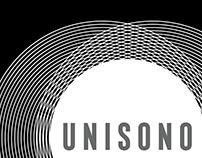 Brand for Unisono Recording Studio