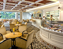 Hospitality Photography - Tanglin Club Singapore