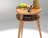 Tuki, side table