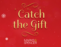Marks&Spencer - Catch the Gift
