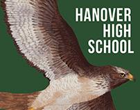 Hanover High School program cover