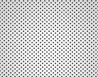 Seamless Perforated Metal Pattern
