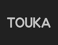 Touka | Almost FREE FONT
