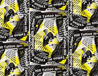 Hill Tattoo poster & motion