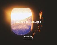 Avianca - Latinos en el Mundo