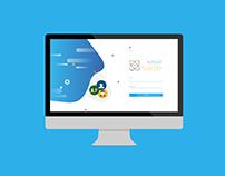 SchoolSuite Web & Mobile UI/UX Material Design