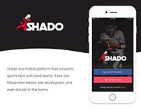 Shado-iPhone App