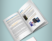 Workbook / Presentation Booklet Design