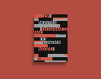 15ª Mostra Internacional do Cinema Negro