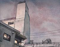"""""""Tokyo at Night"""" #08"""