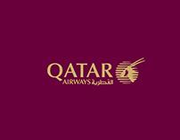 Qatar Airways / Packaging