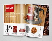Hema Reclamefolder Spread