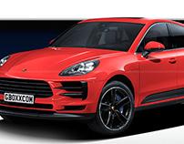Porsche Macan Coupe