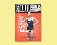 Galileu Magazine // Editorial