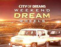 Weekend Dream Wheels