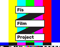 Fís Film Project—Website/Identity