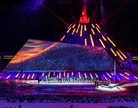 XXX Universiade - Opening and Closing Ceremonies
