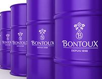 BONTOUX - Les huiles essentielles - Brand design