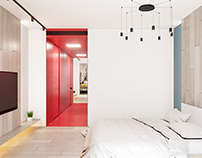 PORT BAKU bedroom