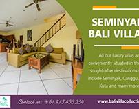Seminyak Bali Villas