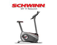 Schwinn Fitness Relaunch