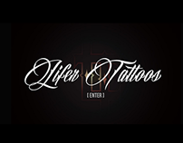Lifer Tattoos Website