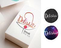 Delishhh! - Branding