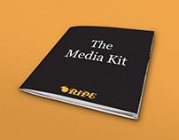 Ripe Magazine, media kit