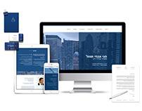 EGOZI LAW OFFICE Website, VI,Logo, Logotype, Stationary