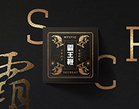 Packaging|霸王鞭 漢方精萃膠囊