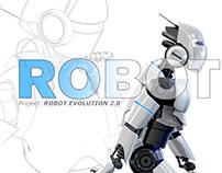 Robot Evolution 2.0