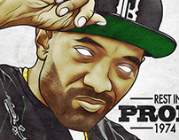 R.I.P. Prodigy of Mobb Deep (Poster)