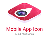 Mobile App Icon | By JNF PRODUCTION