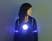 Light Within Me | LED pulsing shirt