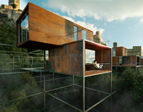 YAC - OBSERVATORY HOUSES