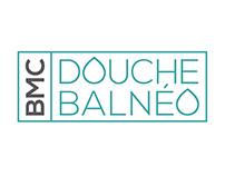 BMC douche balneo's Visual identity: logo & website