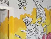Mural Barcafé