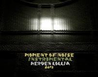 The Moment Of Noise (Instrumental)-Herden Lollia