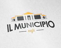 Logo café IL MUNICIPIO
