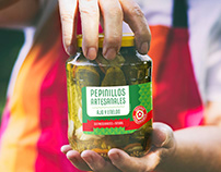 Pepinillos (Spanish for Pickles)