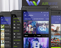 AirWire material redesign