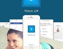 YogaUp- Get Back in Shape with YogaUp