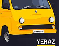 Soviet Cars: ErAZ 762B